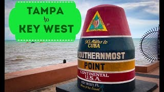 BEST Cuban Sandwiches to Key Limes and more (Tampa to Key West)