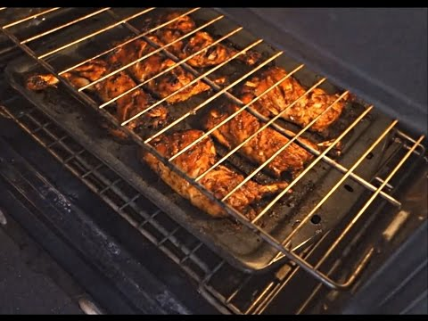 How to cook Oven Roasted Barbecue Leg Quarters   Punjabi Style BBQ Chicken Recipe