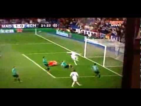 Real Madrid 3 - 1 Schalke 04 Todos los goles Octavos de final UEFA Champions League 18/03/14