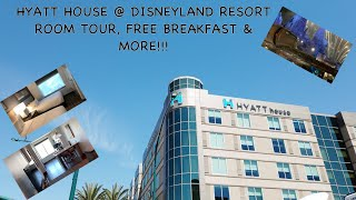 Hyatt House Disneyland Anaheim - Room Tour & More!