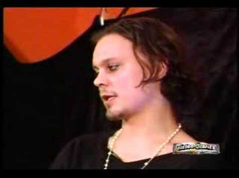 Ville Valo on Tattoo Stories Video