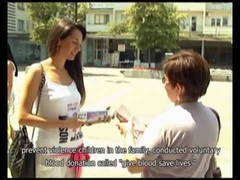 Prevencija raka dojke @ Miss BiH 2011