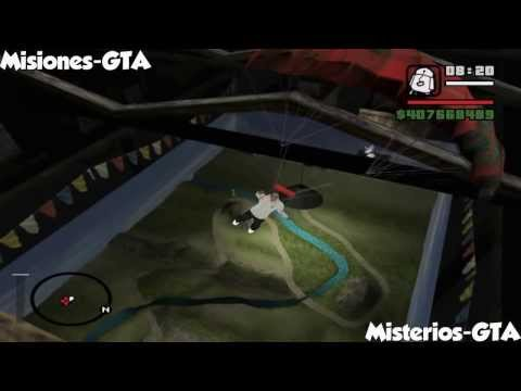 GTA San Andreas Como llegar a Tierra de Nadie (New Model Army Mision) - Inframundo