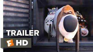 The Secret Life of Pets TRAILER 2 (2016) - Louis C.K., Albert Brooks Animated Movie HD