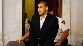 Aaron Hernández fue condenado a cadena perpetua sin libertad bajo fianza