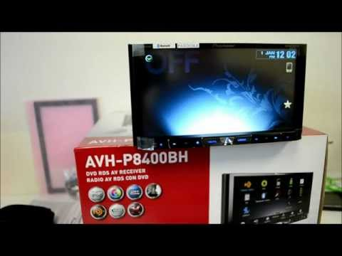 My Review of The Pioneer AVH-P8400BH - And It's Not Bad!