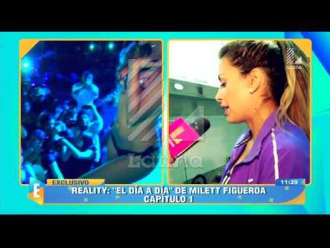 Milett Figueroa Le Reveló Todos Sus Secretos A Sandra Arana