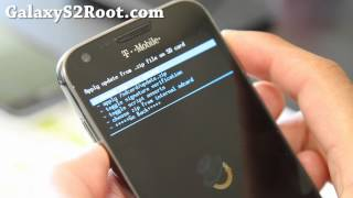 How to Root ICS/Jelly Bean on T-Mobile Galaxy S2 SGH-T989!