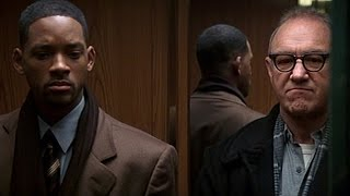 Enemy of the State 1998 || Will Smith, Gene Hackman, Jon Voight