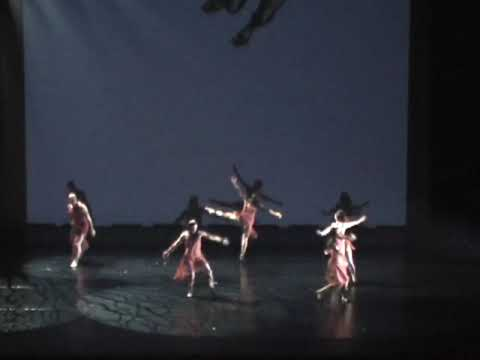 Desert Dance Theatre's Fall to the Sky (2009)