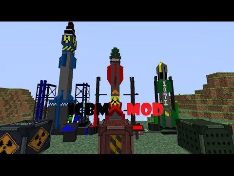 Minecraft - ICBM Mod 1.6.4 - [MISSILI ED ESPLOSIVI] (