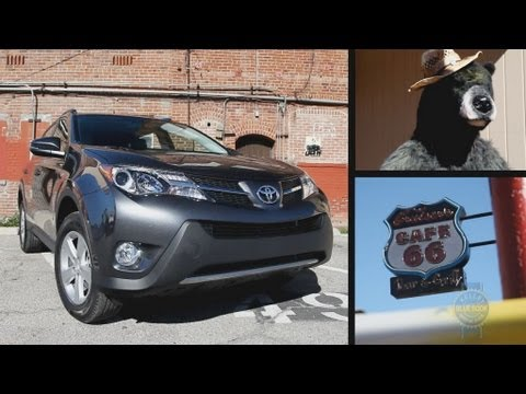 2013 Toyota RAV4 Review - Kelley Blue Book