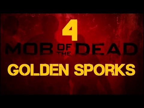 Mob of the Dead: How to Get 4 Golden Sporks | Plus Additional Usage Details