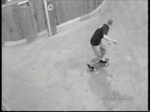 Mystic Skate Cup 1997 mini ramp contest