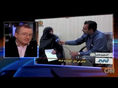 CNN: Outrage over Sakineh Mohammadi Ashtiani´s 'confession' - 12 Dec. 2010