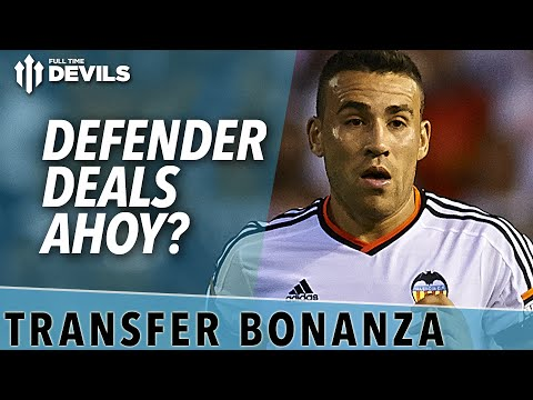Defender Deals Ahoy?  | Manchester United Transfer News Roundup