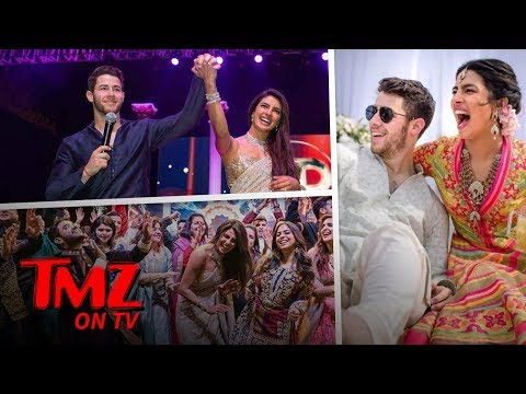 Nick Jonas & Priyanka Chopra Had A Beautiful Wedding! | TMZ TV