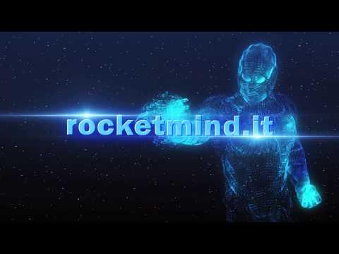 3D Robot Logo