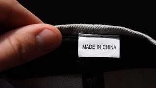 Here's how Americans feel when they see a 'Made in China' tag