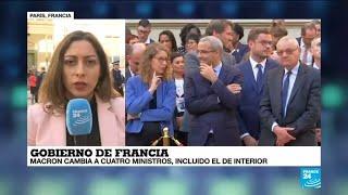 Informe desde París: Francia permaneció 10 días sin ministro del Interior