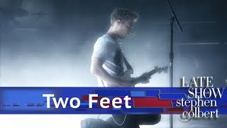 Two Feet Performs 39 I Feel Like I 39 M Drowning 39