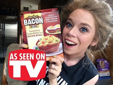 BACON BOWLS- DOES THIS THING REALLY WORK?