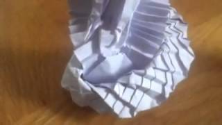 Finish Origami King Cobra