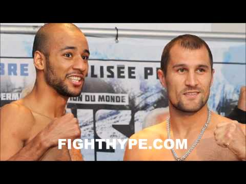 SERGEY KOVALEV VS ISMAYL SILLAKH KOVALEV DESTROYS SILLAKH IN 2 AND CALLS OUT STEVENSON