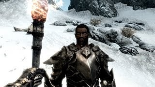 Skyrim - The Ebony Warrior UNMASKED