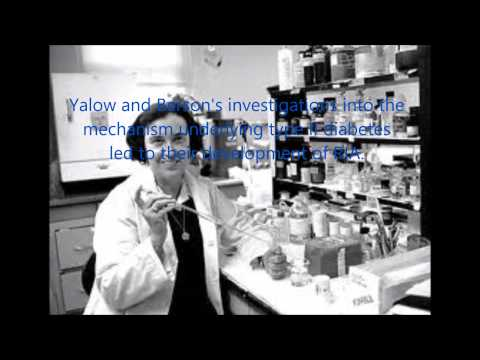 Rosalyn Sussman Yalow Scientific And Technological Research