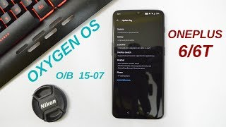 Oneplus 6 & 6T : Oxygen OS Open Beta 15-07 OTA gets new Phone UI & Improved Photo Editor in Gallery