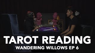 TAROT READING (AND HIRZI!) - Wandering Willows EP 6