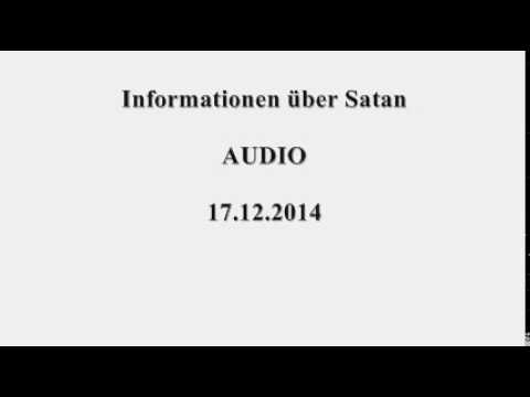 Informationen ueber satan - 1