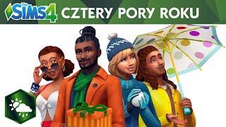 The Sims 4 Cztery pory roku: oficjalny zwiastun