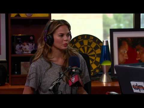 Chrissy Teigen on The Dan Patrick Show (Full Interview) 09/19/2014