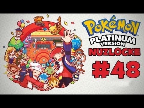 Pokémon Platino Nuzlocke Ep.48 - 2 NUEVOS POKÉMON (Interesantes)