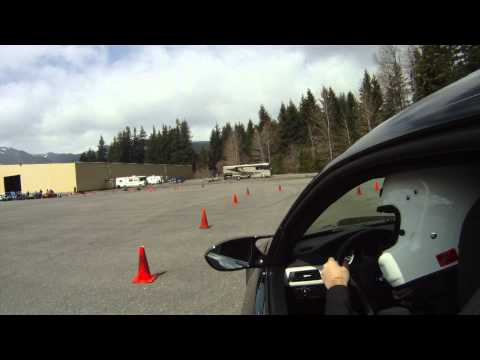 Autocross - NWR SCCA Solo Event 2 - Packwood, WA - Run 4 of 4