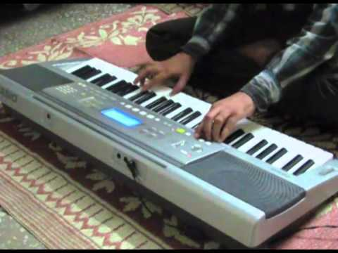 Baharon Phool Barsao - Keyboard video