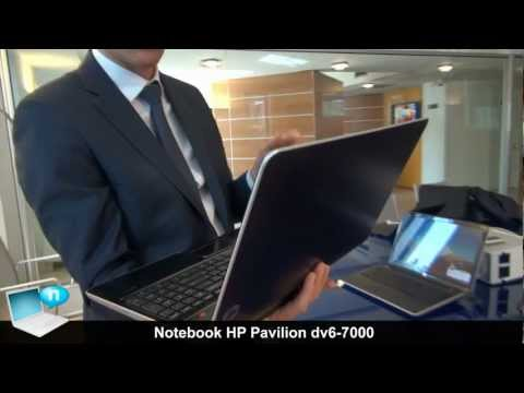Notebook HP Pavilion dv6 7000 (Intel Ivy Bridge)