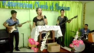 Tulad ng mga Agila(sang by the KRCP group)