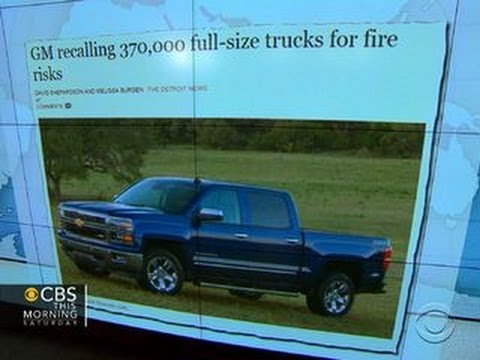 Headlines: GM issues major recall of Silverado, Sierra trucks