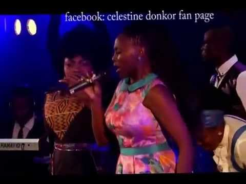 Turning Around by Celestine Donkor Ft Mary-Jane (Official Video)