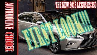 [INCCREDIBLE] WATCH NOW... 2018 Lexus ES 350 Midsize Luxury Car, WOW AMAZING!!!