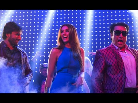 G Phaad Ke (Official Song) | Happy Ending | Govinda, Saif Ali Khan, Ileana