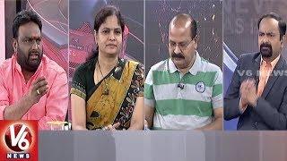 Special Debate On Municipalities Land Survey | Good Morning Telangana