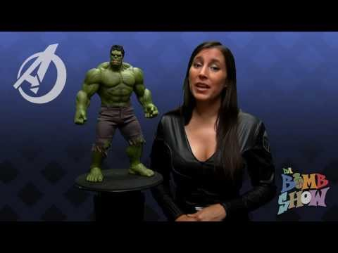 Hot Toys Hulk Avengers 1/6th scale figure review – Da Bomb Show