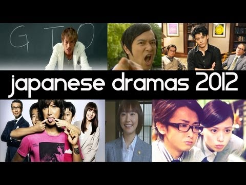 Top 5 Japanese Dramas of 2012 - Top 5 Fridays