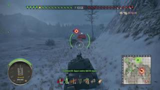 World of Tanks PS4 - WZ 132 MASTER