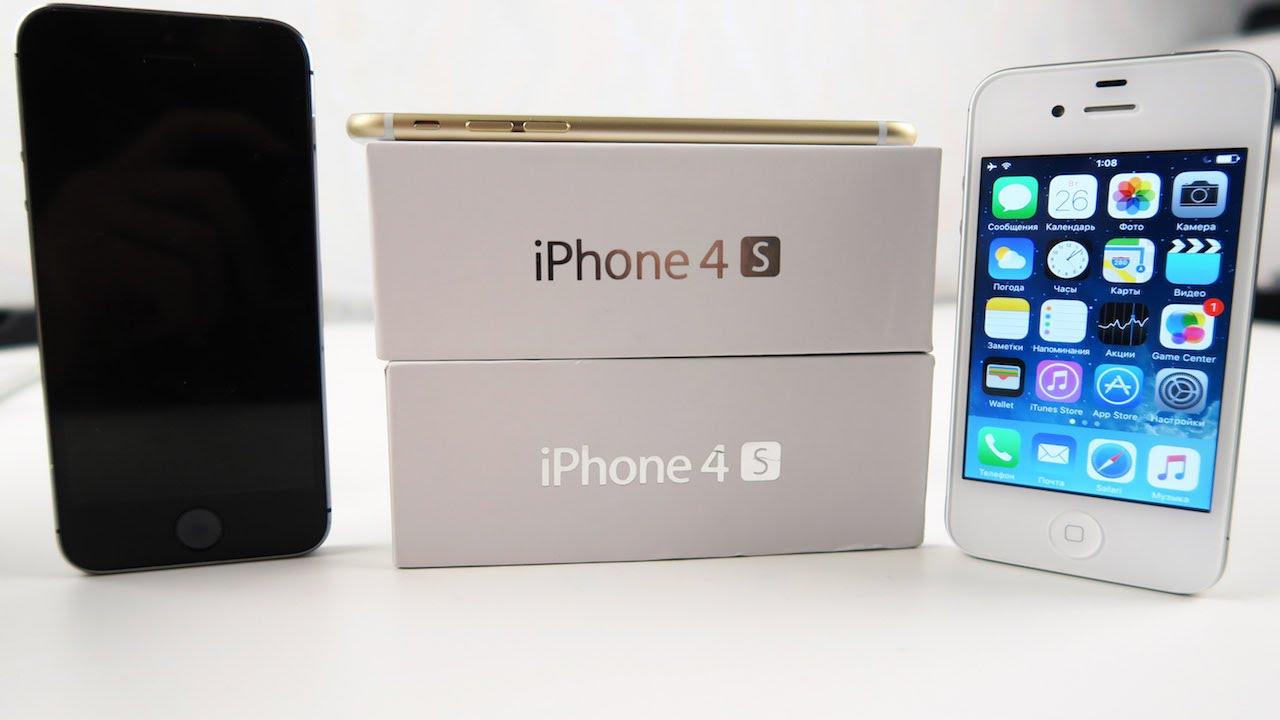 iPhone 4S - последний обзор. Стоит ли покупать?