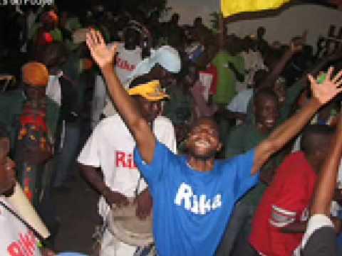 Haiti Kanaval Kreyol La